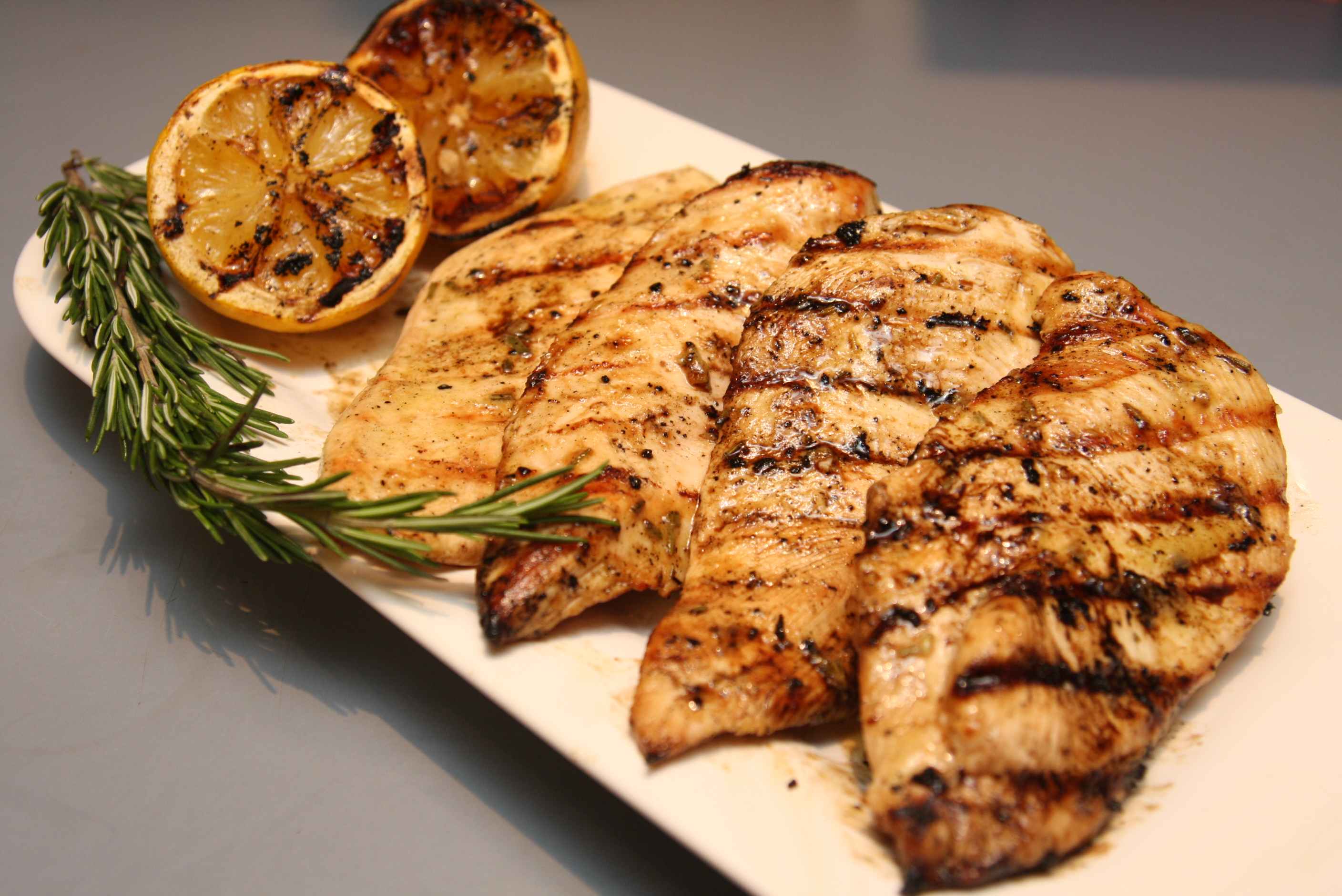 Lemon Rosemary Grilled Chicken - It Is a Keeper
