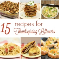 The best recipes for using Thanksgiving leftovers