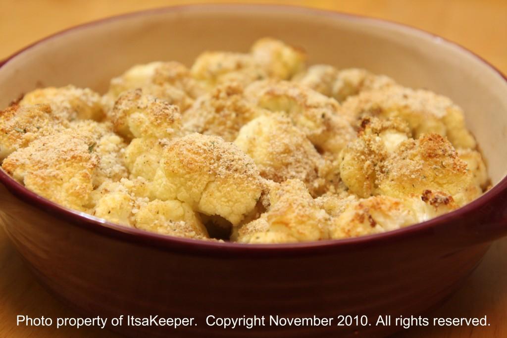 Sicilan Cauliflower
