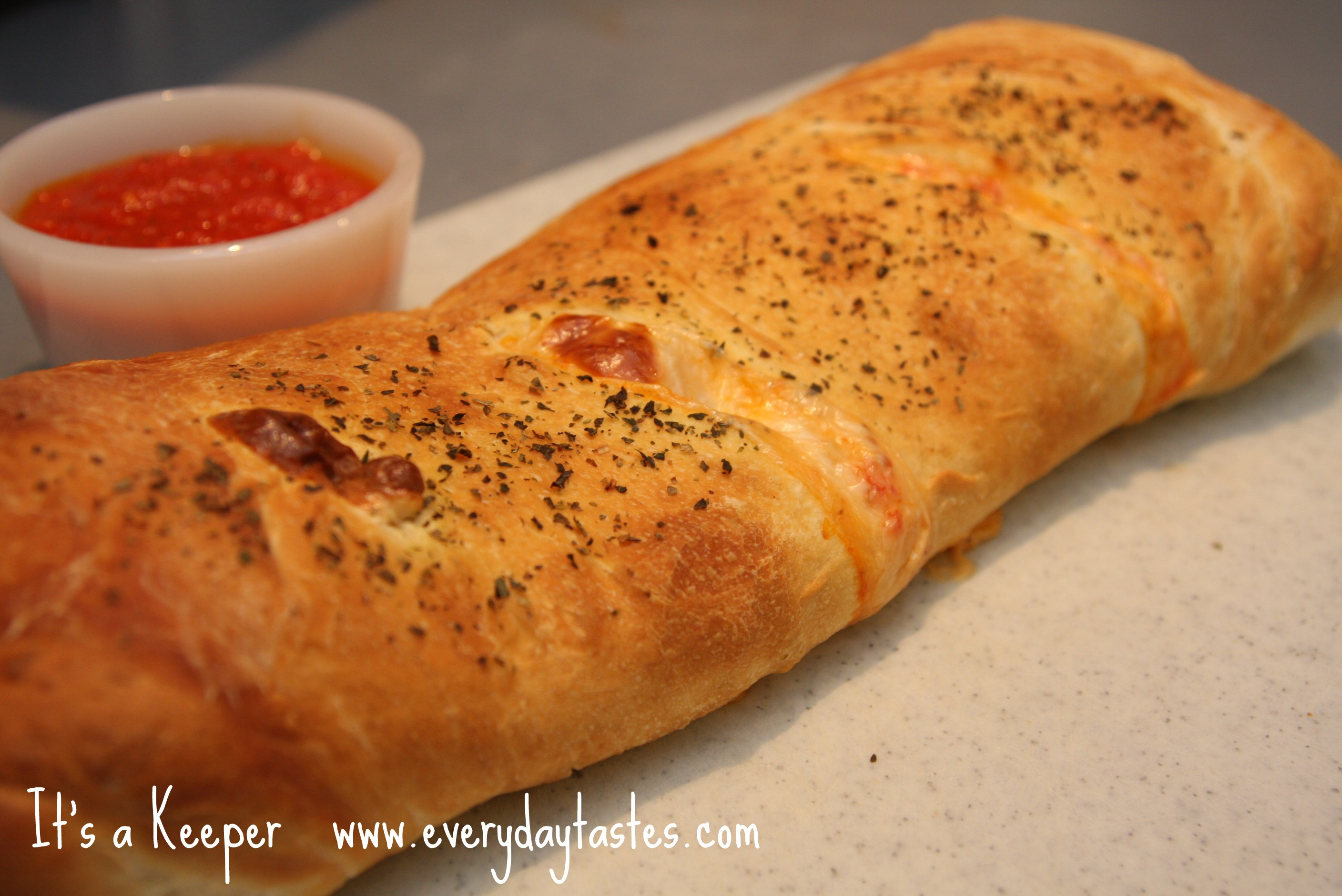 Stromboli Recipe Dishmaps