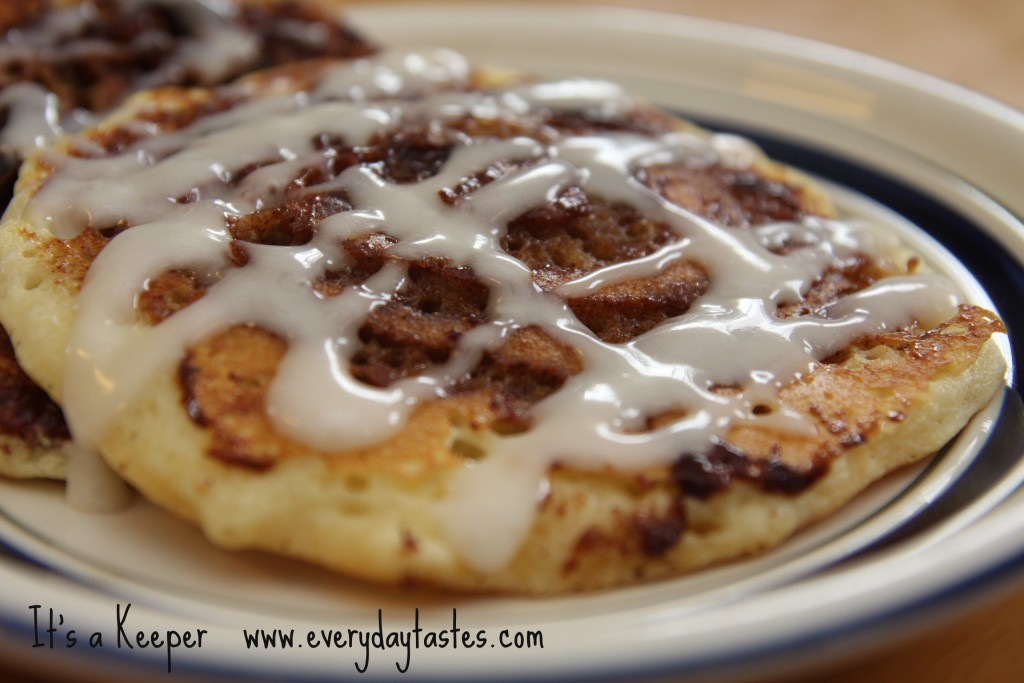 Easy Homemade Pancake Recipe: SNICKERS® Pancakes
