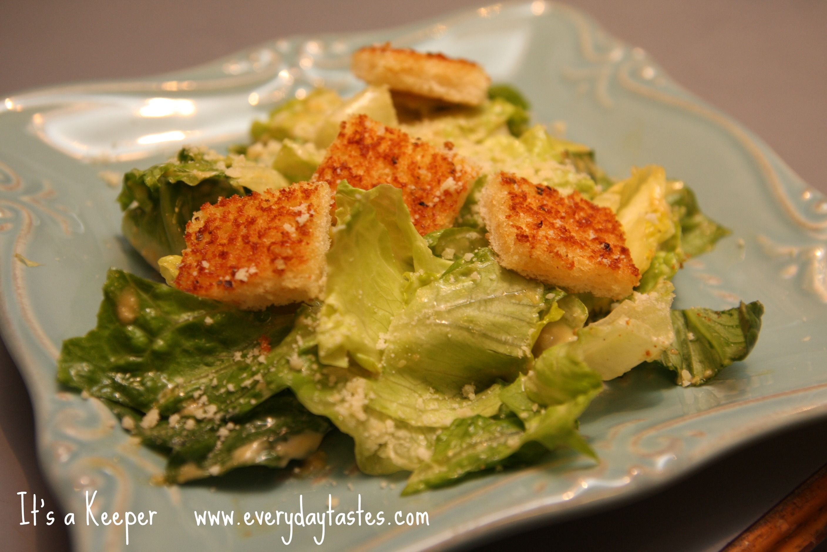 Perfect Caesar Salad