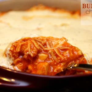 Buffalo Chicken Dip Recipe a.k.a. Chicken Wing Dip from It's a Keeper