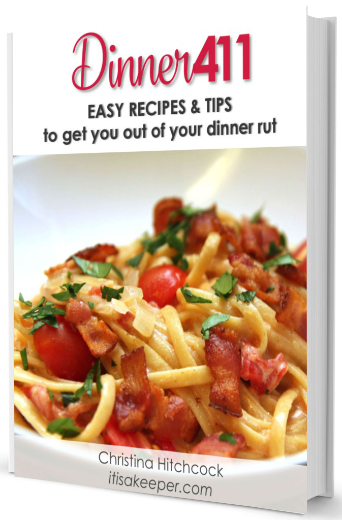 Easy recipe ideas