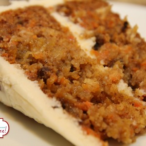 Ultimate Carrot Cake It's a Keeper