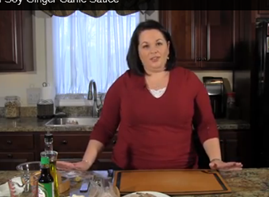 How to Make Seafood in a Soy Ginger Garlic Sauce {Video}