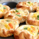 Easy Chicken Pot Pie Puffs
