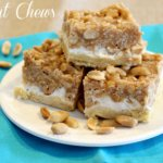 Peanut Chews - a salty and sweet treat recipe
