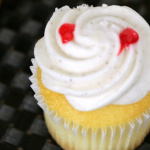 These easy Vampire Cupcakes are a fun Halloween Treat or Snack
