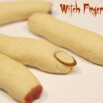 Halloween Recipes: Witch Finger Cookies from It's a Keeper