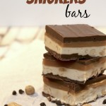 Homemade Snickers Bars - It Is a Keeper