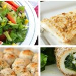 Healthy Dinner Ideas:  50+ Skinny Recipes