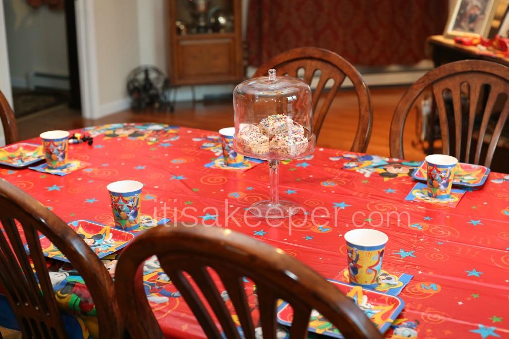 Disney Side @ Home Celebration 1 of 3 It's a Keeper