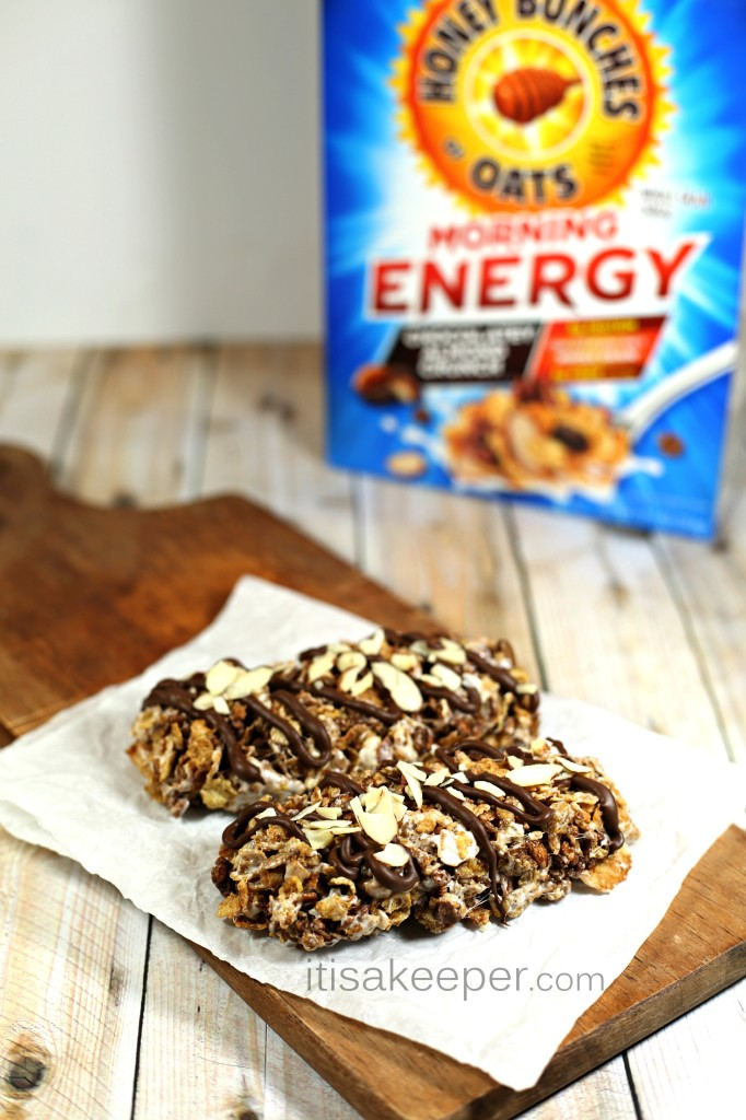 Easy Breakfast Recipes Cereal Bars from It's a Keeper