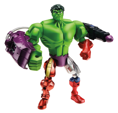Why we love Marvel Super Hero Mashers #MyMashUp