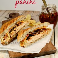 Kickin' Chicken Panini