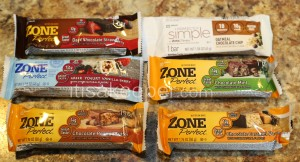 ZonePerfect Bars New Years Resoultions