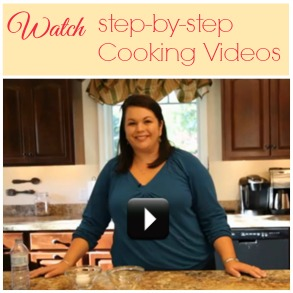 Step by Step Cooking Videos from It's a Keeper