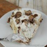 Easy Dessert: No Bake Caramel Pie