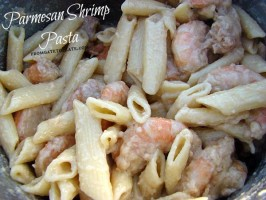 Easy Shrimp Recipes Parmesan Shrimp Pasta