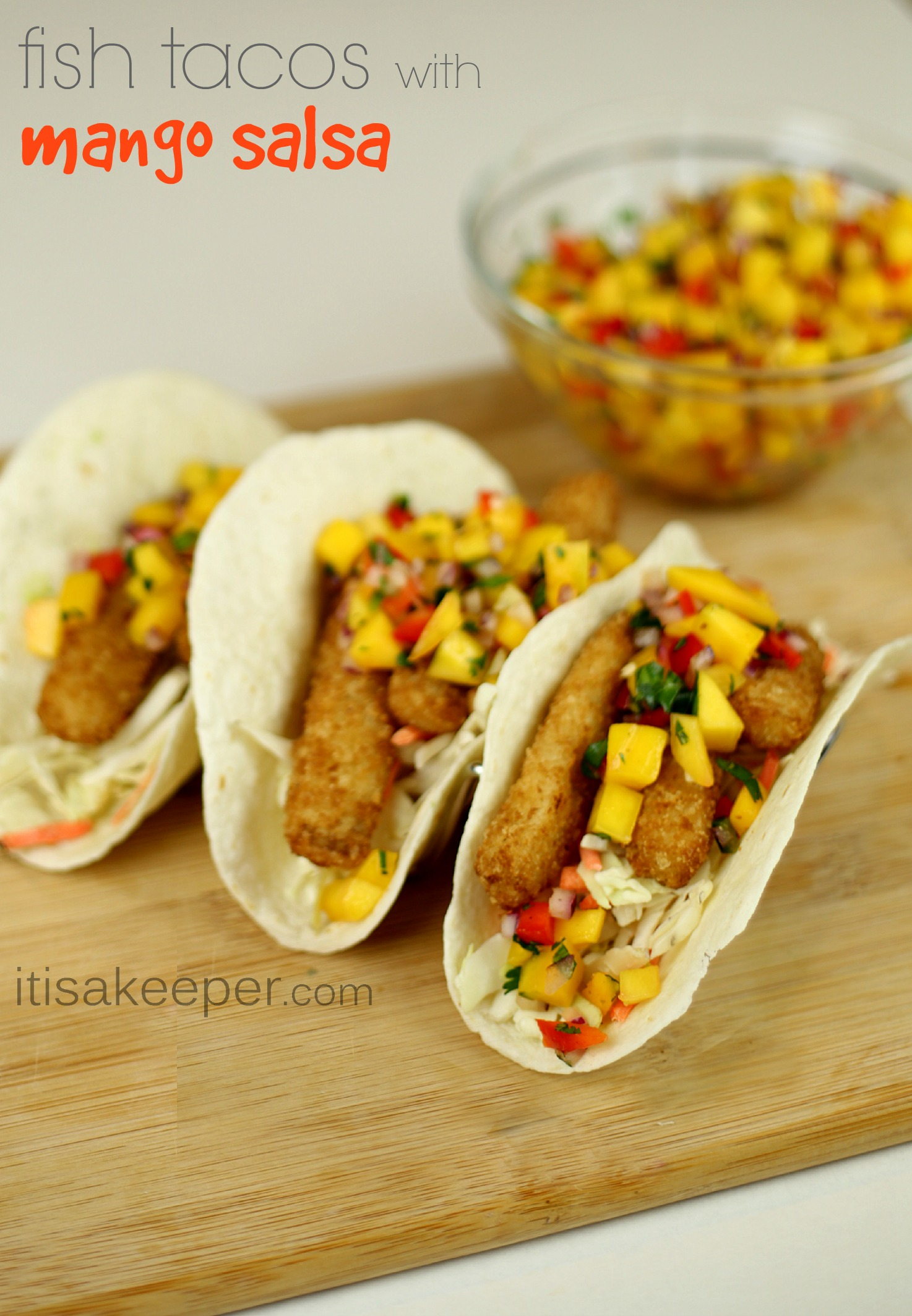fish tacos with mango salsa recipe it is a keeper