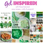 Get Inspired: Easy Recipes, Crafts & Projects {# 17}