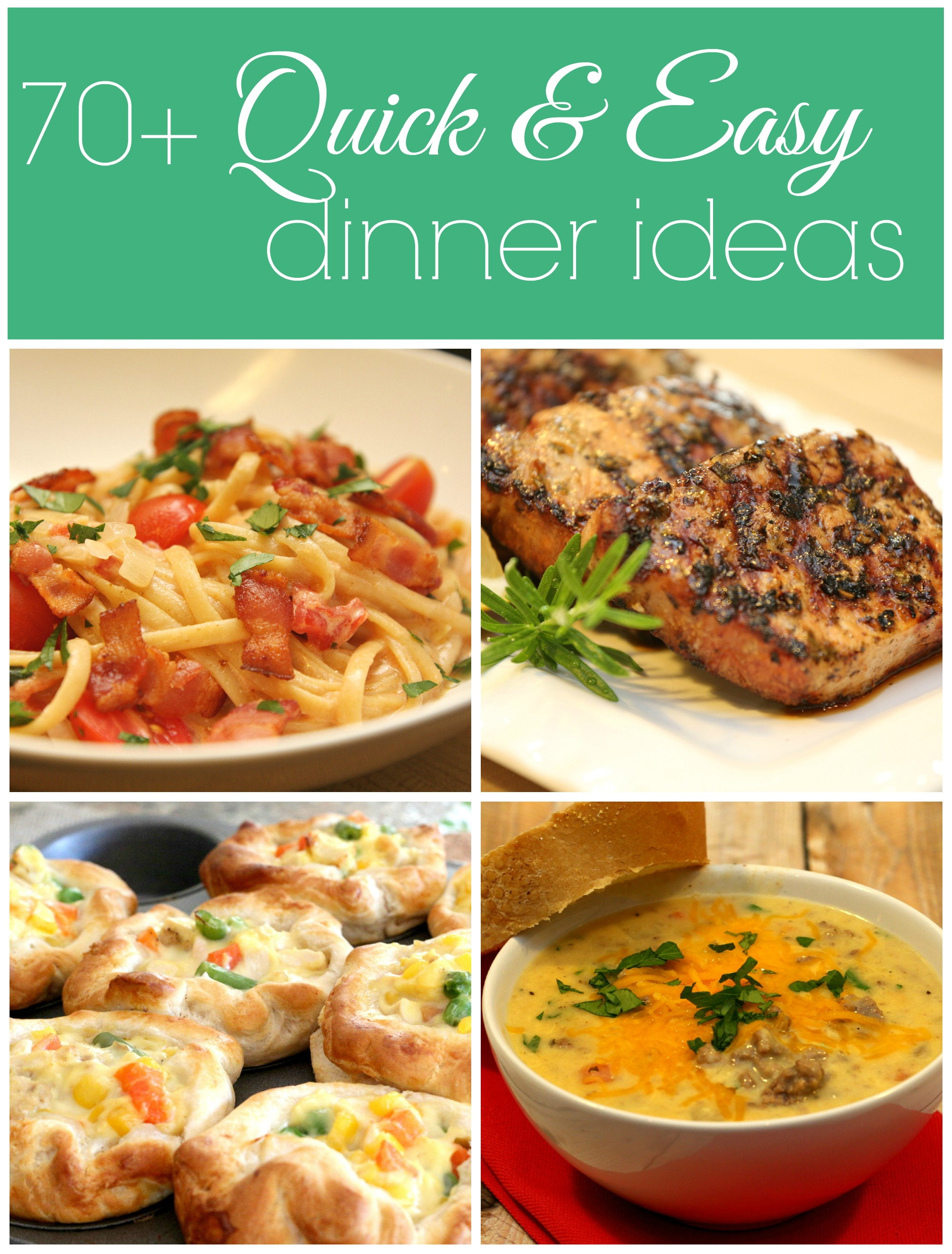 20 easy crock pot recipes it 39 s a keeper for Dinner ideas for two quick and easy