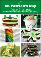25 Saint Patricks Day Recipes Desserts 1