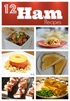 recipes for ham from It's a Keeper