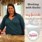 {VIDEO:} My Favorite Garlic Tips & Tricks