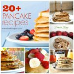 20+ Pancake Recipes