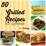 50 Grilled Recipes for Summer