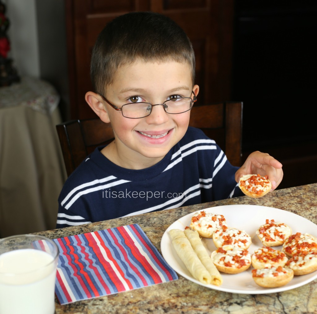 Easy After School Snack Ideas - It's a Keeper 2
