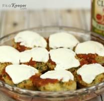 Chicken Parmesan Meatloaf - It's a Keeper FE