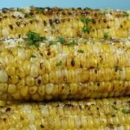 Garlic Parmesan Grilled Corn - It is a Keeper S
