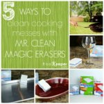 5 Favorite Uses for Mr. Clean Magic Erasers