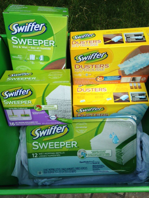 Spark the Swiffer Effect