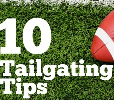 10 Tailgating Tips - It's a Keeper FEATURED