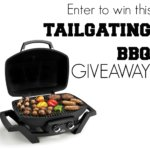 Tailgating BBQ Napoleon Grill GIVEAWAY {$279 ARV}!