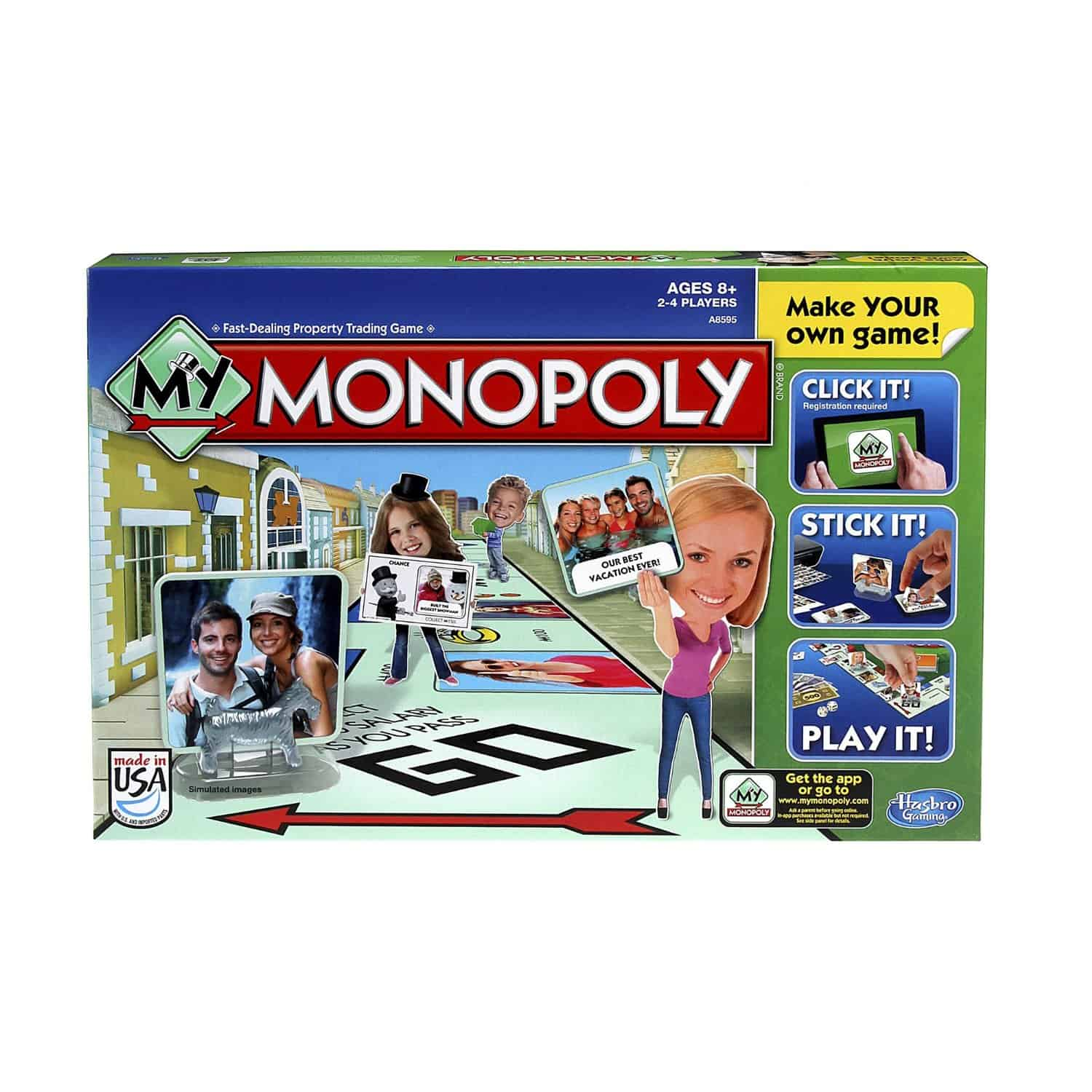 REVIEW: My Monopoly