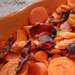 Bacon Glazed Carrots