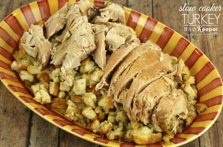 Slow Cooker Turkey - It Is a Keeper