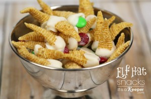Elf Hat Snacks - It Is a Keeper SNACK