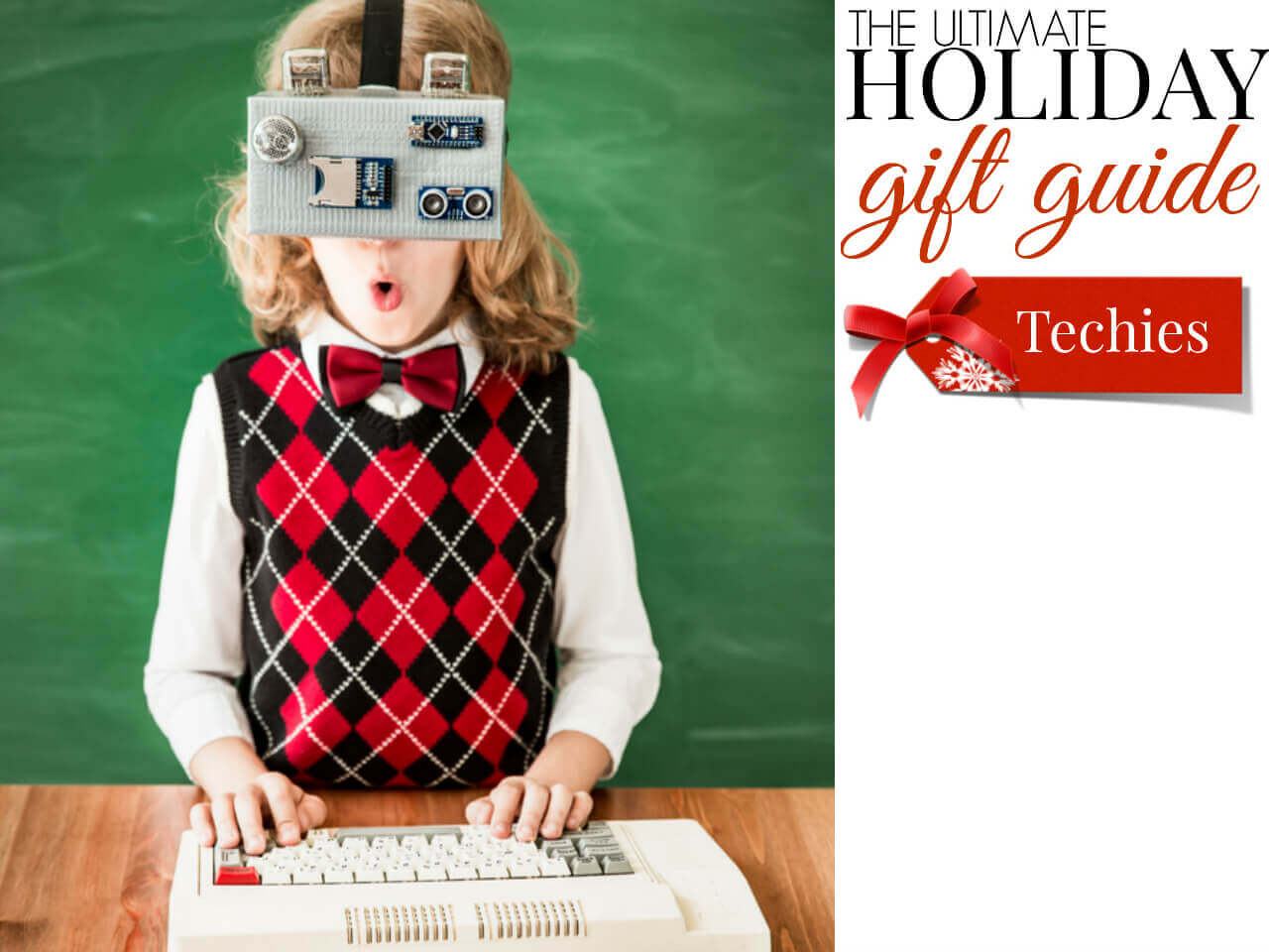 Ultimate Holiday Gift Guide Best Tech Gifts