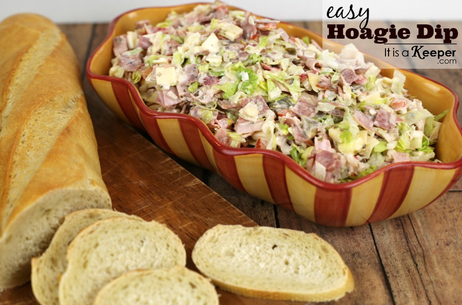 Hoagie Dip - It Is a Keeper