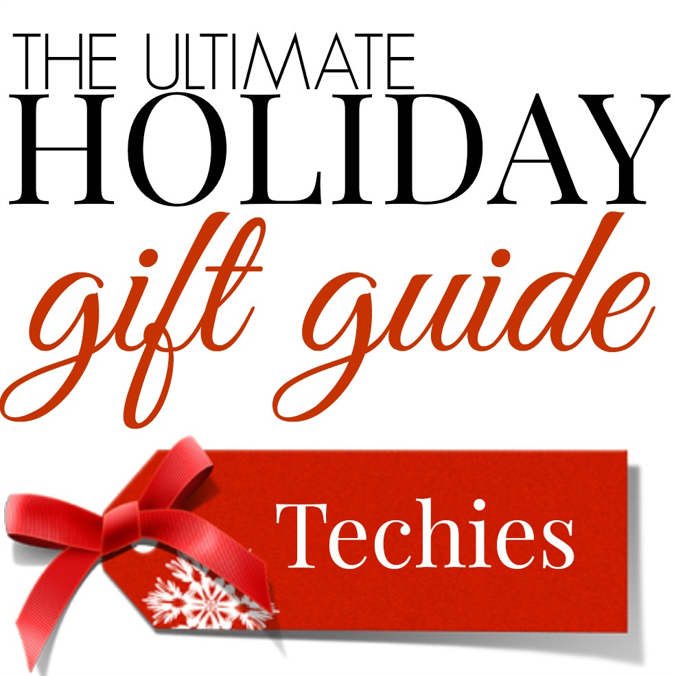 Holiday Gift Guide: Tech Gifts