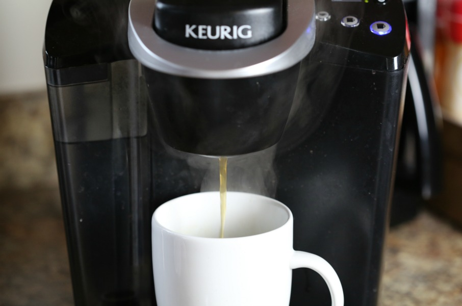 McCafe Coffee 1