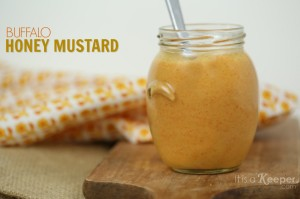 Buffalo Honey Mustard - It Is a Keeper