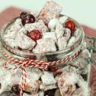 Red Velvet Muddy Buddies - It Is a Keeper F