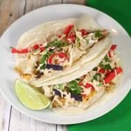 Fish Dinner Recipes Easy Baja Fish Tacos - It Is a Keeper F